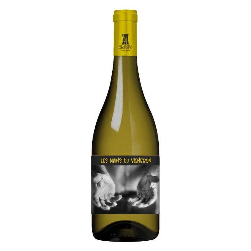 Les Mains du Vigneron- Blanc Sec boisé 2019